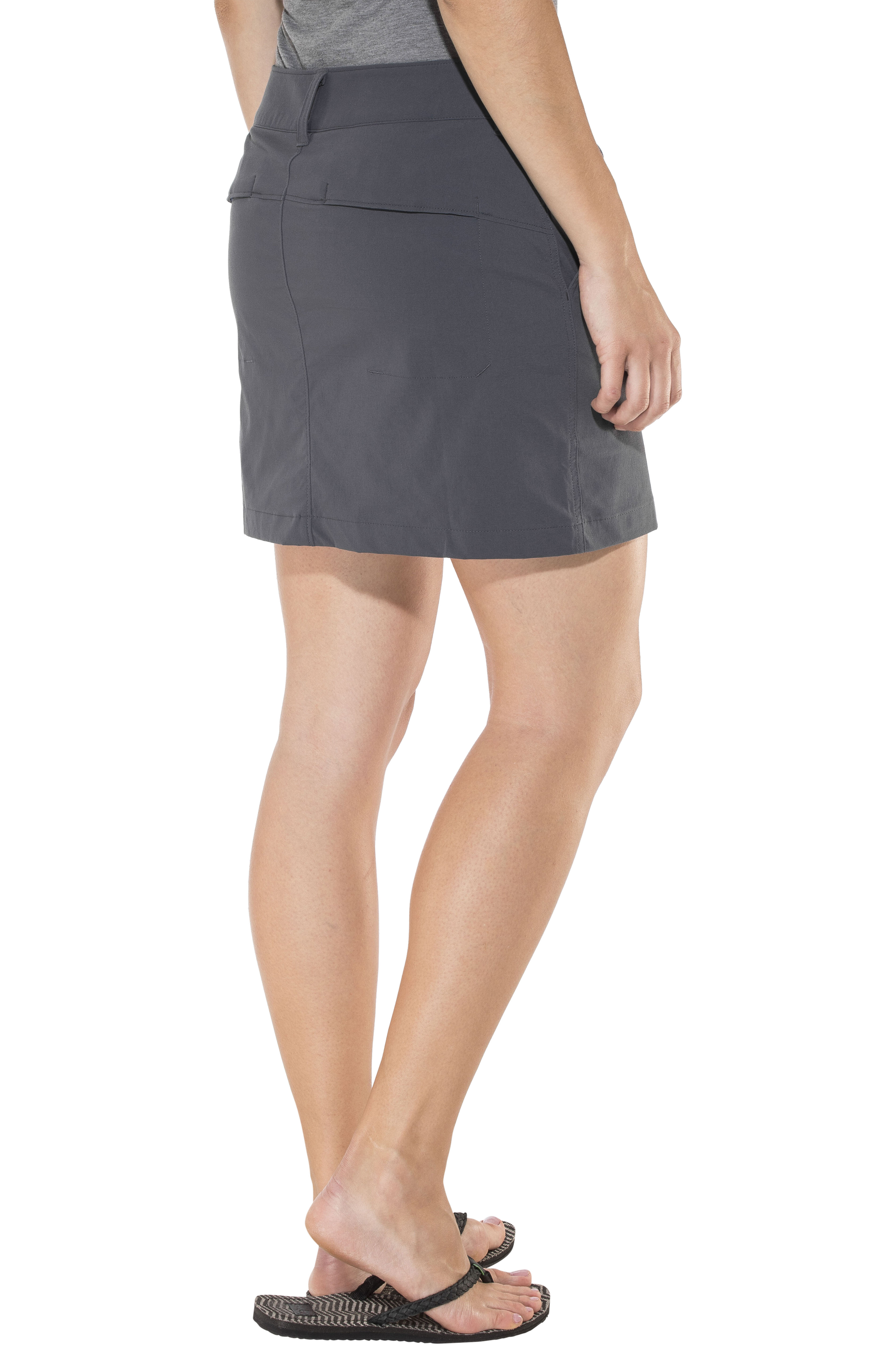 0a8149ee68b3f Columbia Saturday Trail - Jupe Femme - gris